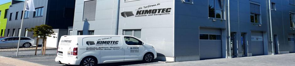 KIMOTEC, Torfirma, Industrietor Hilden